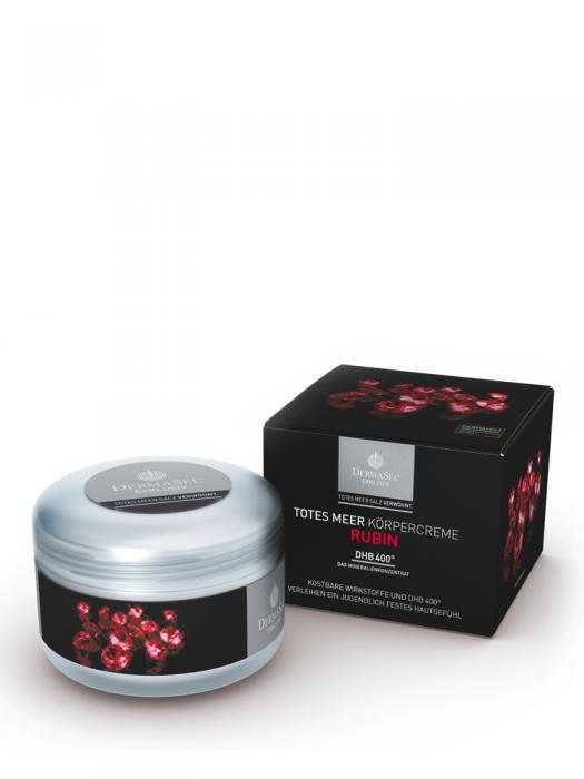 Crema de Corp DermaSel Exklusiv cu Rubin si Vitamina P - 250 ml