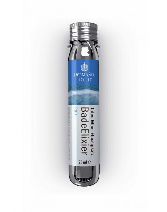 Elixir De Baie PUR Dermasel Pentru Piele Sensibila - 75 ml