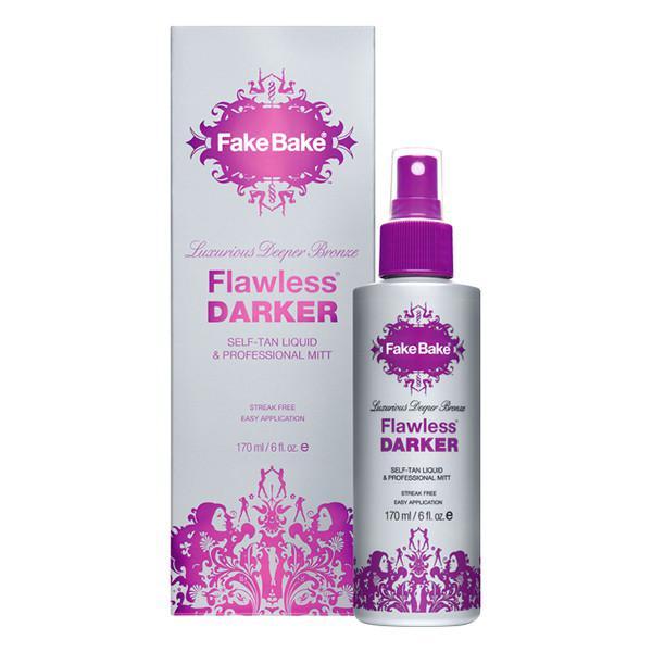 Spray Autobronzant Fake Bake Luxurious Flawless Darker 170 ml