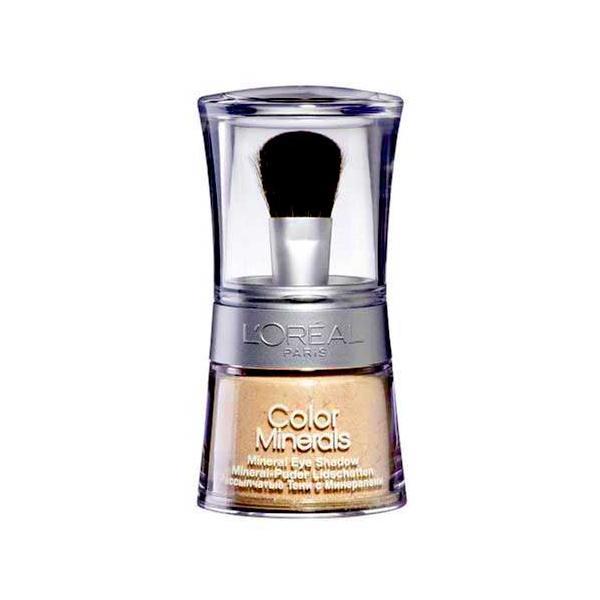 Fard de Pleoape Mineral Iluminator L'OREAL Paris Color Minerals - 10 Gold