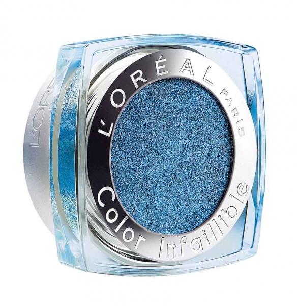 Fard de Pleoape Pigment L'oreal Color Infaillible- 018 Blue Curacao