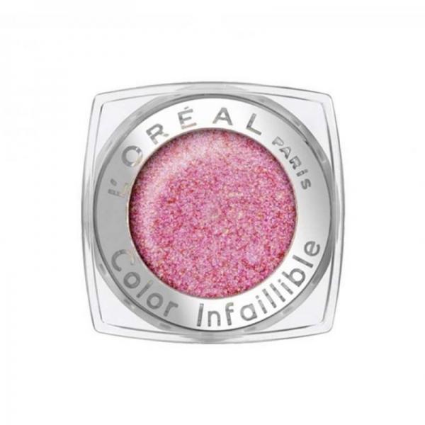 Fard de pleoape L Oreal Color Infallible Iridescent Finish 036 Naughty Strawberry 3.5g