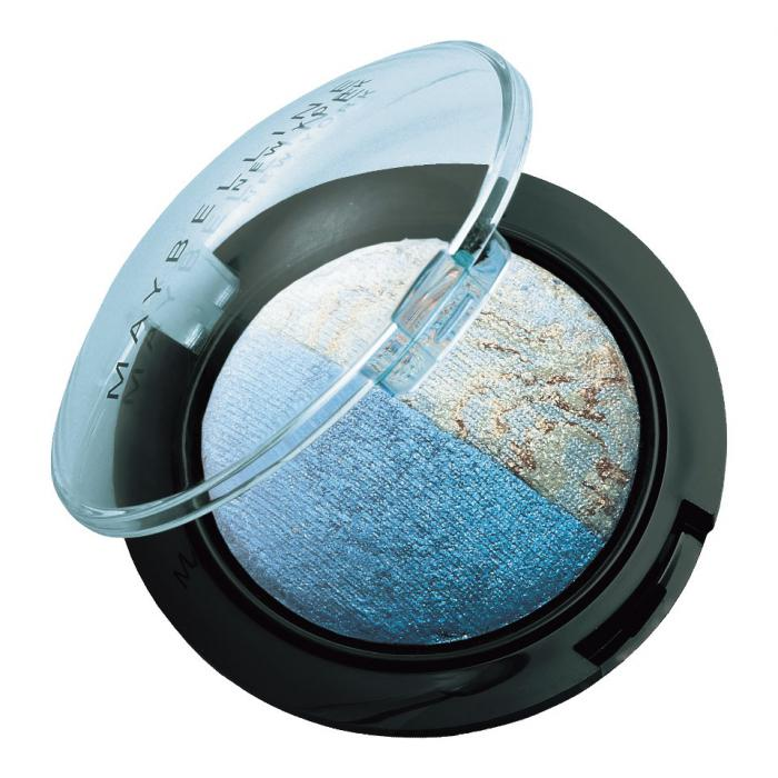 Fard de Pleoape Duo Maybelline Hyper Cosmos Blue