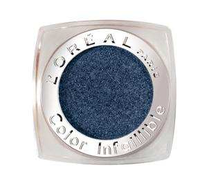 Fard L'oreal Color Infaillible - 006 All Night Blue-big