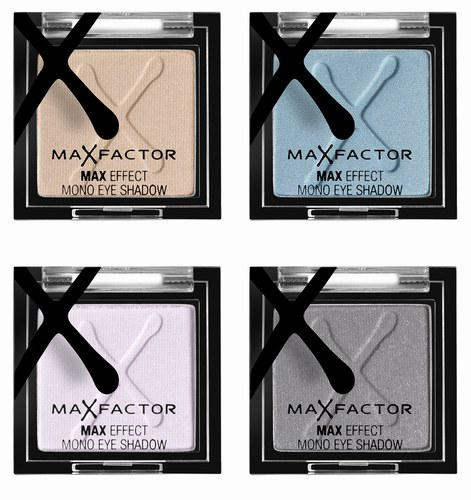 Fard Max Factor Max Effect Mono Eye Shadow - 05 Soft Lilac-big