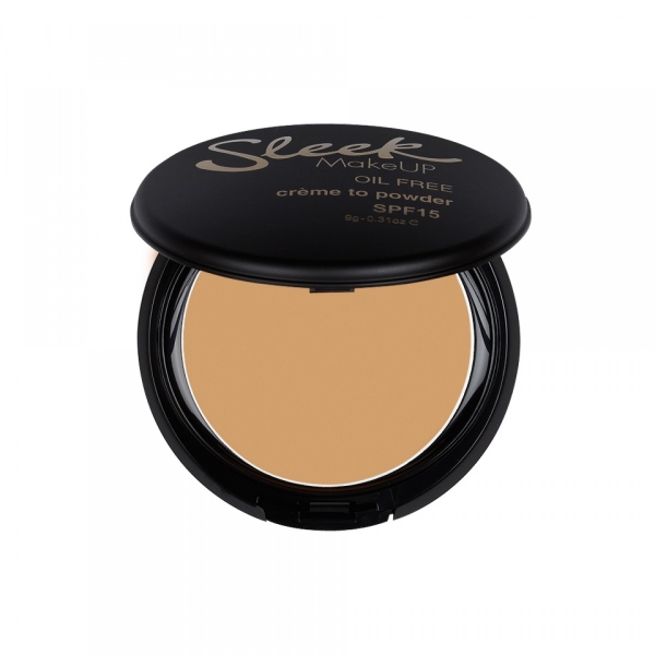 Fond De Ten SLEEK MakeUP Creme To Powder Oil Free Sand 9 gr