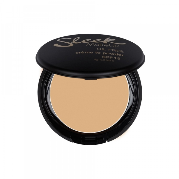 Fond De Ten SLEEK MakeUP Creme To Powder Oil Free Shell 9 gr
