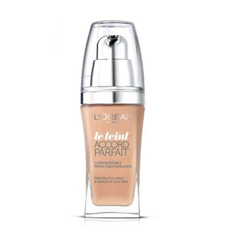 Fond de Ten L'OREAL Paris Le Teint Accord Parfait - R5 Rose Sand, 30ml-big
