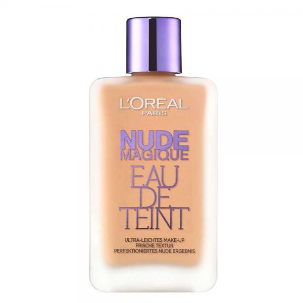 Fond De Ten L OREAL Nude Magique Eau De Teint 220 Golden Sand 20ml
