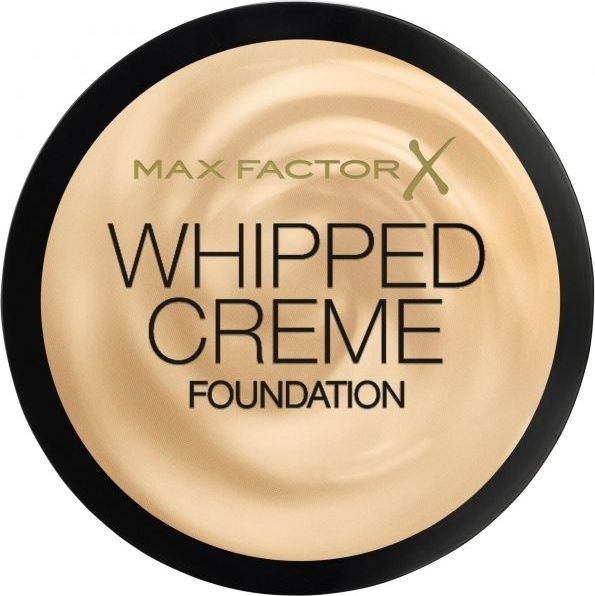 Fond de Ten Max Factor Whipped Creme 45 Warm Almond 18 ml