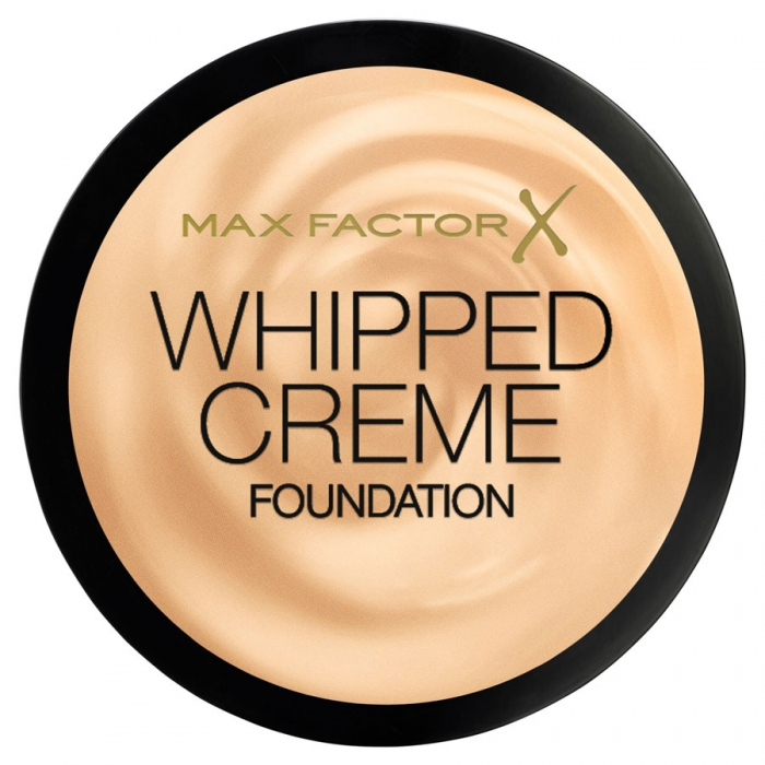 Fond de Ten Max Factor Whipped Creme 47 Blushing Beige 18ml