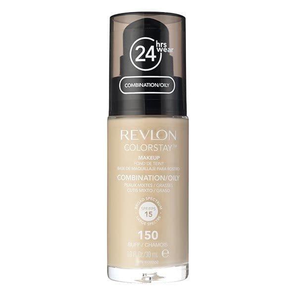 Fond De Ten Revlon Colorstay Oily Skin Cu Pompita 150 Buff 30ml