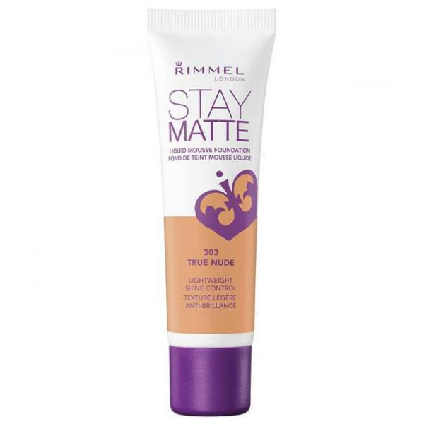 Fond De Ten Rimmel Stay Matte Liquid Mousse 303 True Nude 30 ml
