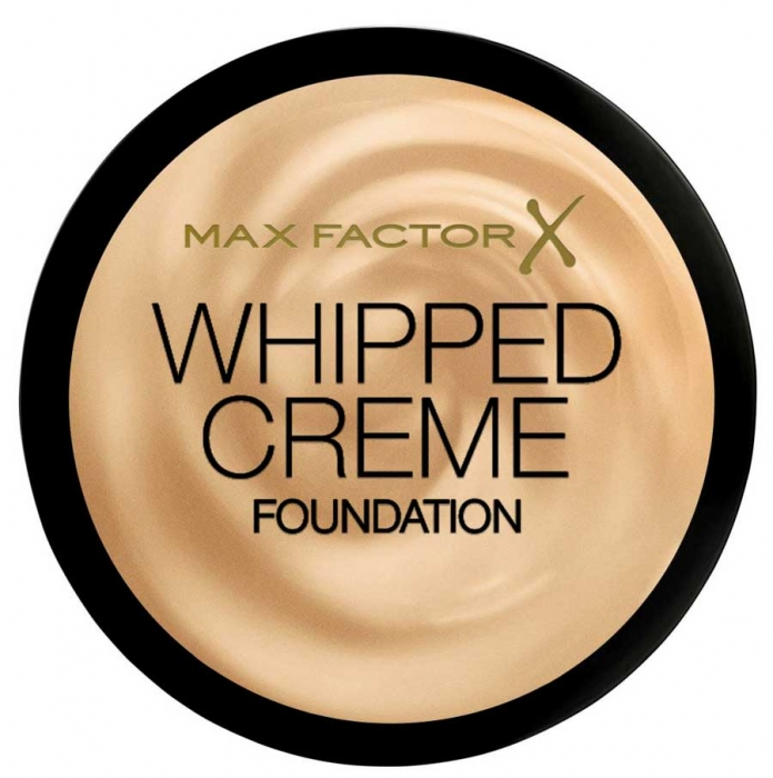 Fond de Ten Max Factor Whipped Creme 65 Rose Beige 18ml