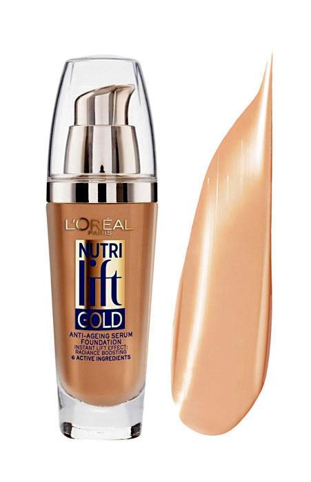 Fond De Ten Anti Rid L oreal Nutri Lift Gold 170 Beige Glow