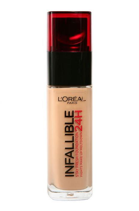 Fond De Ten L'oreal Infallible 24 Hr - 235 Honey, 30ml-big