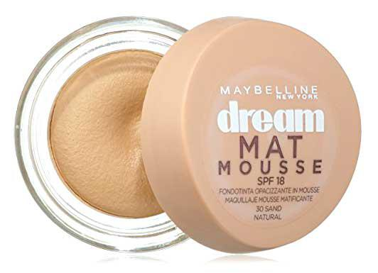 Fond De Ten Maybelline Dream Matte Mousse - 16 Vanilla-big