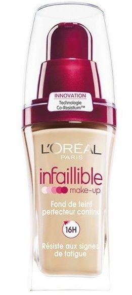 Fond de Ten L'oreal Infallible 16 Hr - 260 Golden Sun-big