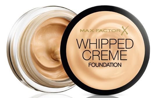 Fond de Ten Max Factor Whipped Creme - 33 Crystal Beige