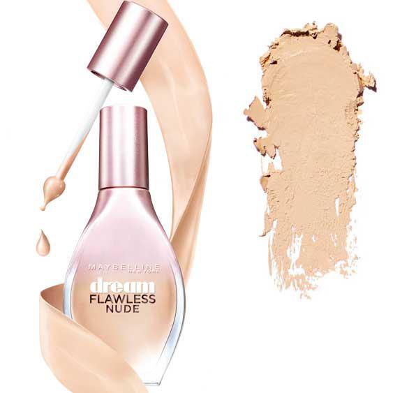 Fond De Ten Maybelline Dream Flawless Nude - 21 Beige Dore