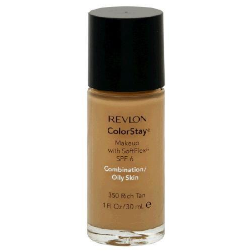 Fond de Ten Revlon ColorStay Oily Skin - 350 Rich Tan, 30 ml-big