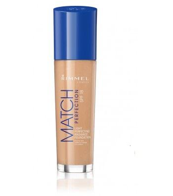Fond de Ten Rimmel Match Perfection - 100 Ivory, 30 ml-big