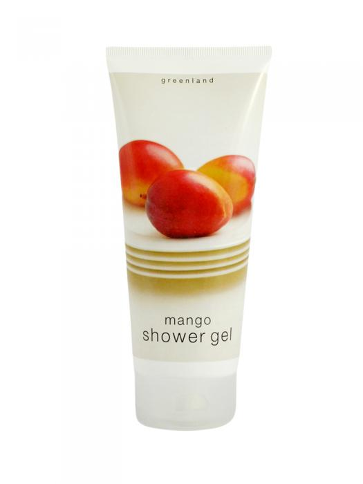 Gel de Dus Greenland cu Mango - 200 ml-big