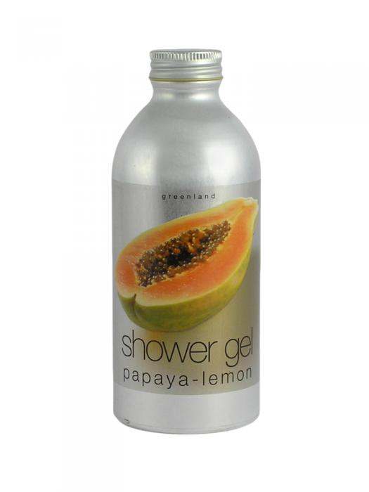 Gel de Dus Greenland cu Papaya si Lamaie - 600 ml-big