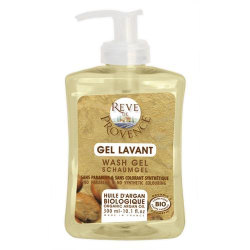 Gel De Spalat Bio Reve De Provence Cu Ulei De Argan 300 Ml