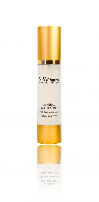 Gel Exfoliant cu Minerale SpaPharma - PEER-1669-big
