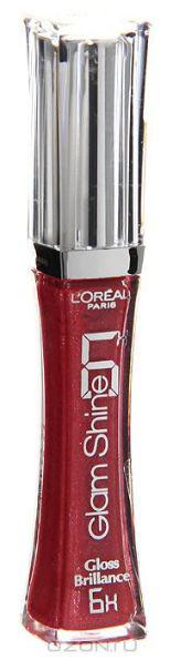 Gloss L Oreal Glam Shine 6H 506 Endless Carmine