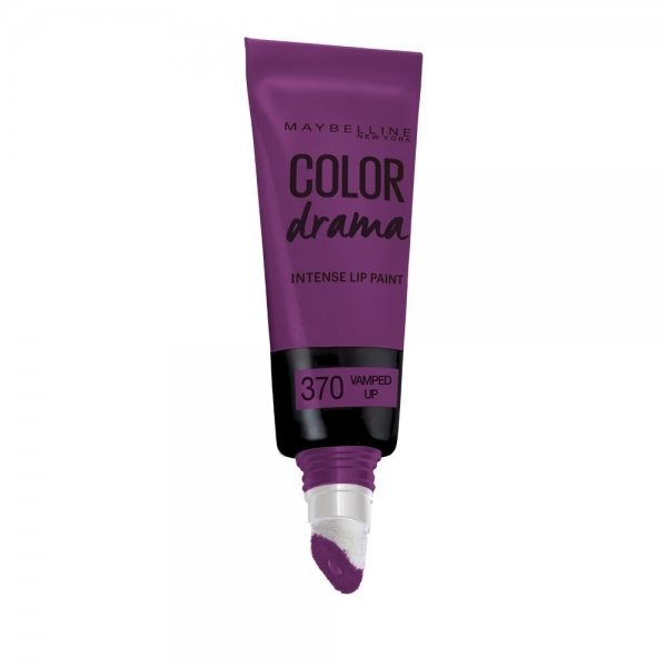 Gloss Maybelline Color Drama Intense Lip Paint 370 Vamped Up 6.4 ml