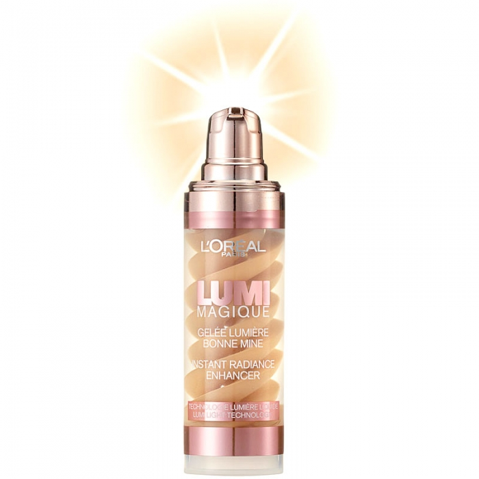 Gel pentru iluminare L Oreal Paris Lumi Magique Instant Radiance Enhancer 30 ml