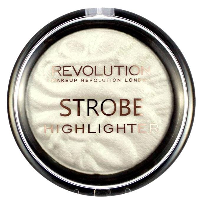 Iluminator Makeup Revolution Strobe Vivid Baked Highlighter Flash 7.5g