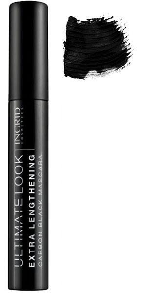 Rimel Profesional Ingrid Ultimate Look Extra Lengthening-Carbon Black