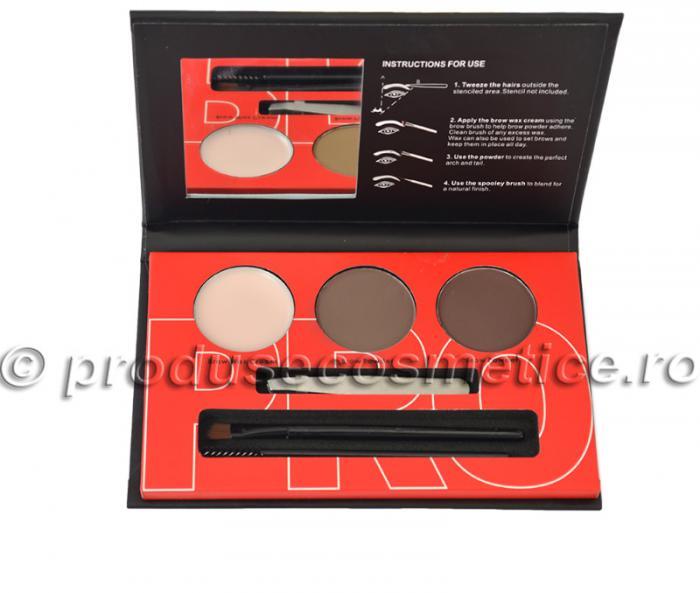 Fond De Ten Compact Just Cosmetics Nr 36 - BO-3