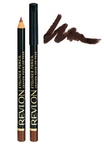 Creion de Ochi Revlon Eyeliner Pencil 02 Earth Brown