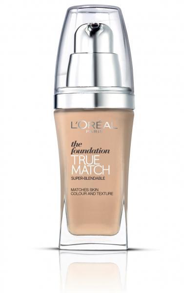 Fond de Ten L oreal True Match (Accord Parfait) N5 Sand