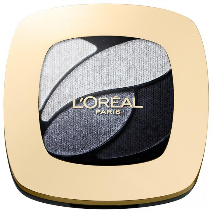 Fard L'oreal Color Riche Les Ombres - E5 Velours Noir-big