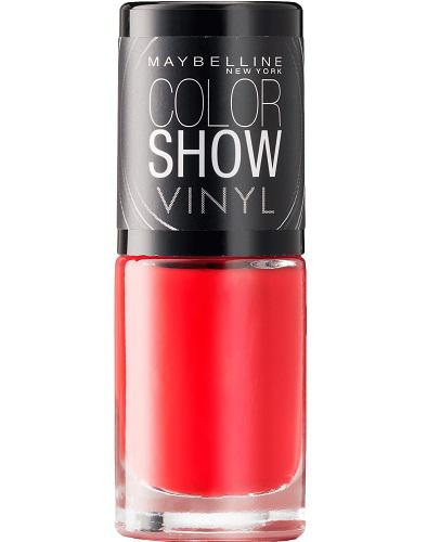 Lac De Unghii Maybelline Color Show Vinyl 403 Record Red