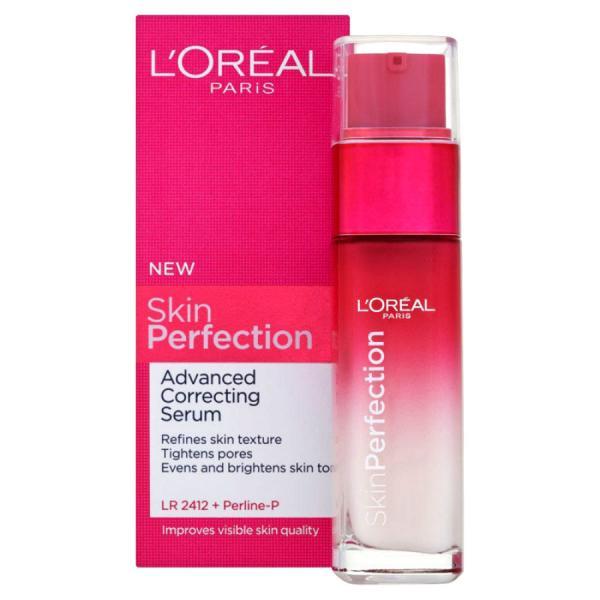 Ser Pentru Imbunatatirea Aspectului Tenului L OREAL Skin Perfection Advanced Correcting Serum 30 ml