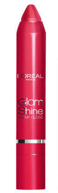 Gloss L'oreal Glam Shine Balmy Gloss - 901 Sorbet Rose-big