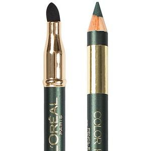 Creion de Ochi L'OREAL Color Riche Le Smoky - 209 Antique Green-big