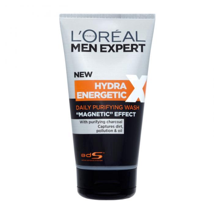 Gel De Curatare L oreal Men Expert Hydra Energetic Magnetic Effect