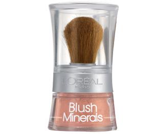 Blush Mineral L'oreal - 50 Soft Rosewood-big