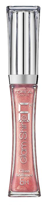 Gloss L'Oreal Glam Shine 6H - 103 Forever Nude-big