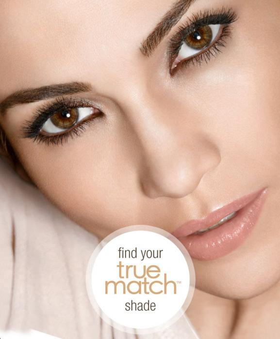 Pudra Minerala L'oreal True Match - C3 Rose Beige-big