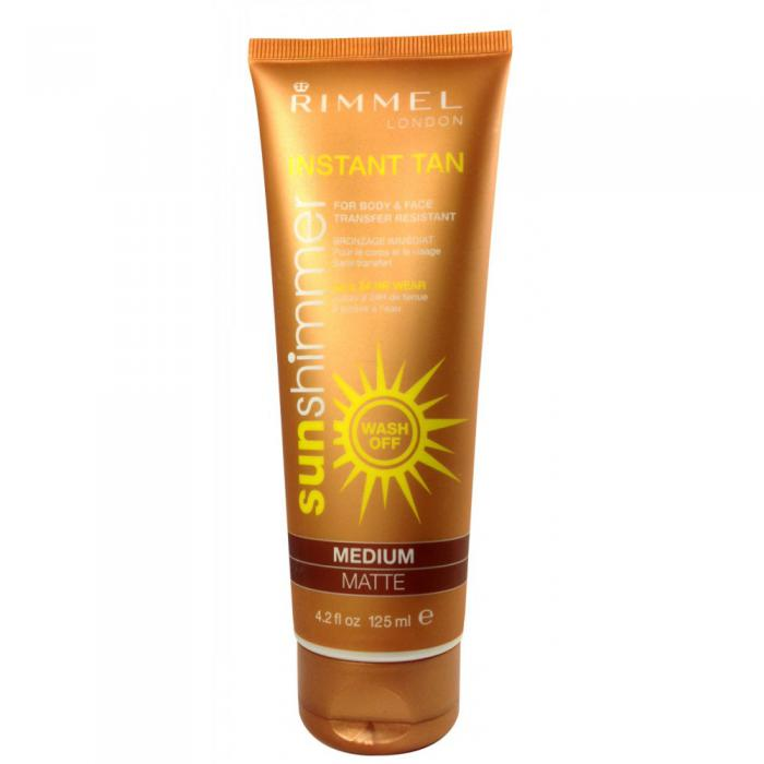 Lotiune autobronzanta Rimmel Sun Shimmer Medium Matte