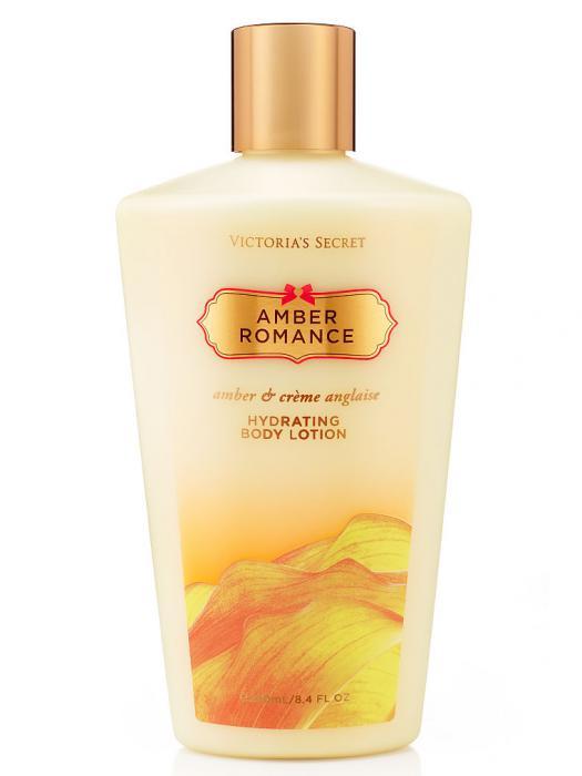 Lotiune de corp VICTORIA S SECRET Amber Romance 250 ml