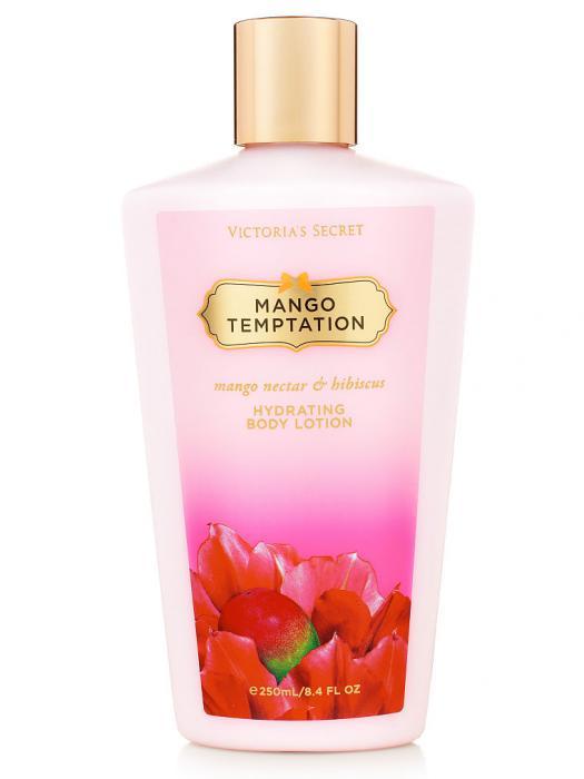 Lotiune de corp VICTORIA S SECRET Mango Temptation 250 ml